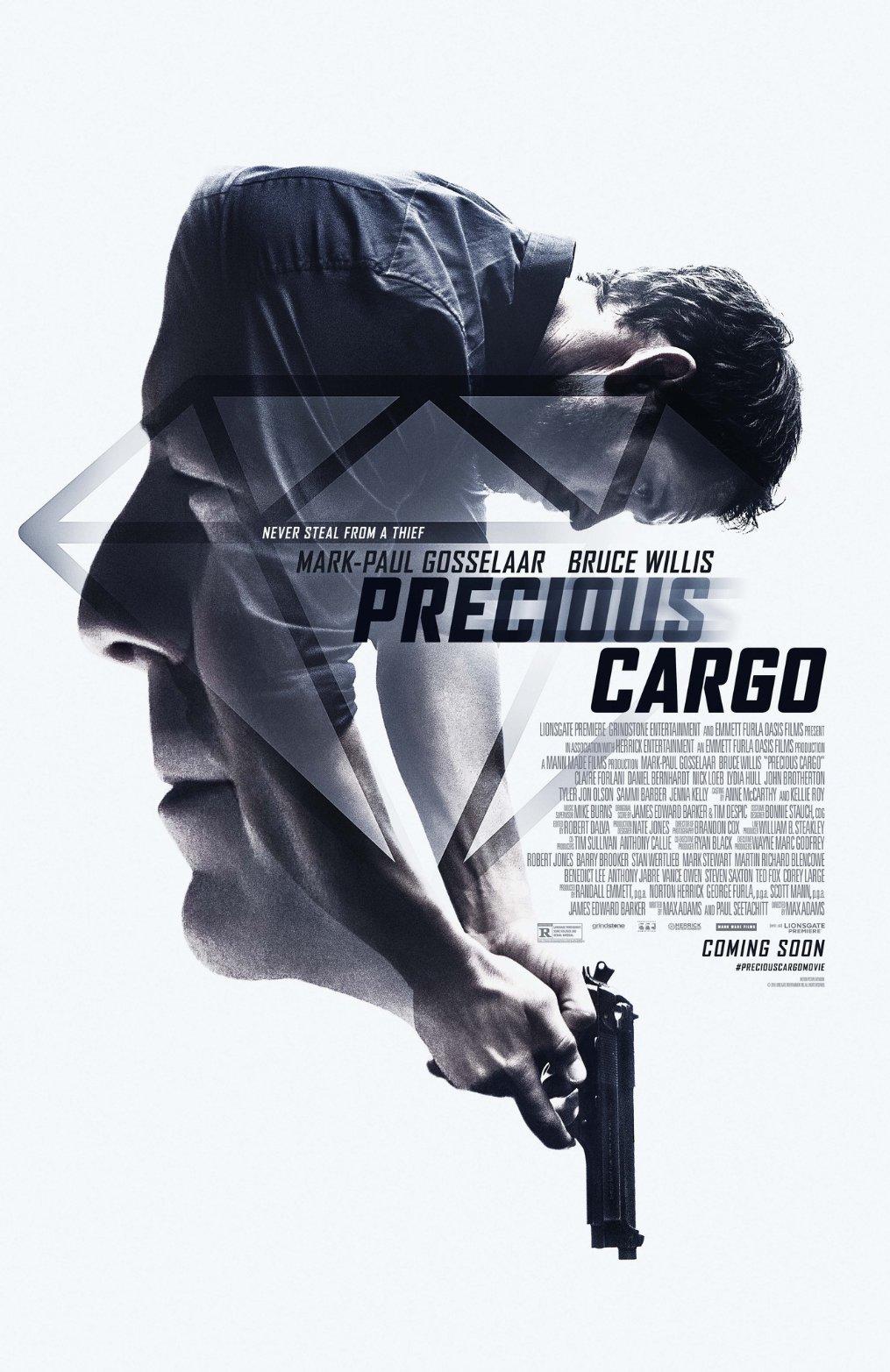 終極飆靶 Precious Cargo ---- 西影網 WSMY