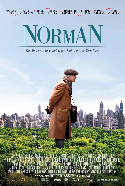 奧本海默的策略 Norman: The Moderate Rise and Tragic Fall of a New York Fixer ---- 西影網 WSMY