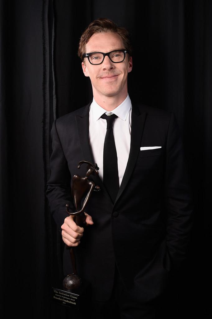 班奈狄克康柏拜區 Benedict Cumberbatch ---- 西影網 WSMY