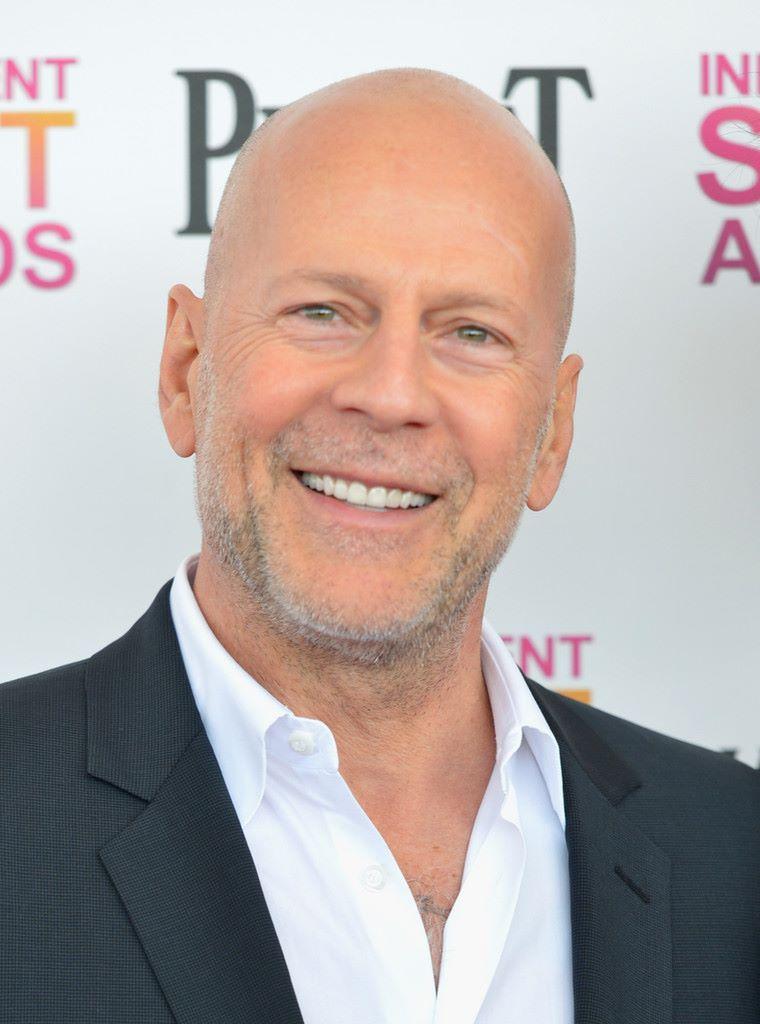 布魯斯威利 Bruce Willis ---- WESTSTAR - Your Favorite Star Club