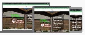 Nueva web para mosquiteras paredes