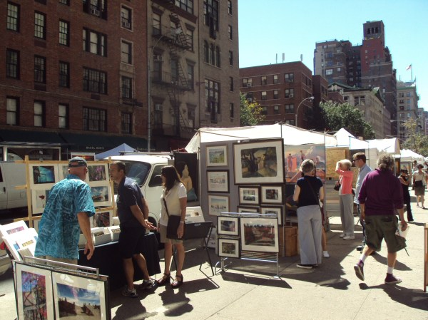 Washington Square Outdoor Art Exhibit Wsoae