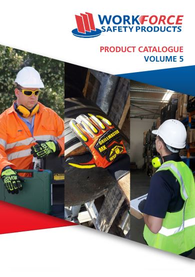Safety Catalogue cover page