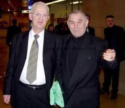 Григорий Вартанов (справа)