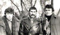 Хасан Орцуев, Асламбек Бисултанов, Бекхан Тунгаев, 1970-е.
