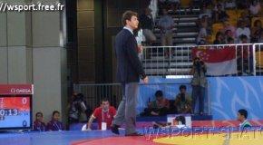 Айдамир Абдулаев отлично отработал на Олимпиаде