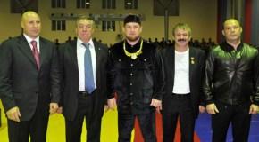 Голландский судья на турнире в Грозном