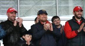 Сборная Чечни разгромила США на турнире в Гудермесе