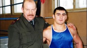 Чеченские спортсмены— армейцы