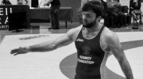 Муслим Дадаев—  чемпион Европы