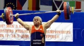 Руслан Тахаев— чемпион Европы