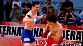 Али Усманов— чемпион среди профессионалов