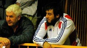 Чеченский борец под французским флагом