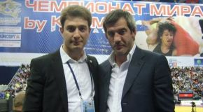 Айдамир Абдулаев на чемпионате мира-2010 по борьбе