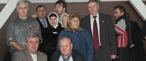 Есть люди, которые помнят вдову великого Ахтаева