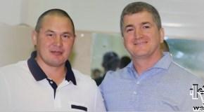 Аюб Арсанукаев— бизнесмен, преданный спорту
