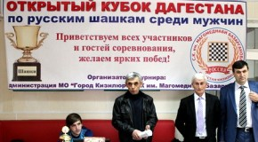 Чеченский шашист выиграл Кубок Дагестана
