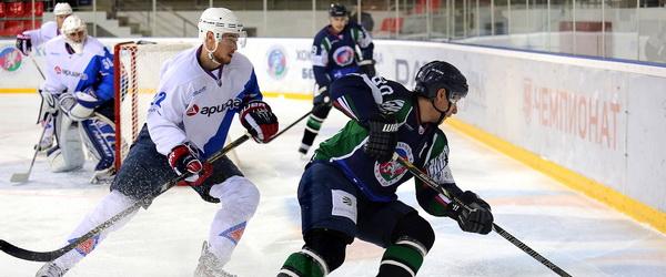 Аслан Раисов забросил две шайбы «Химику»