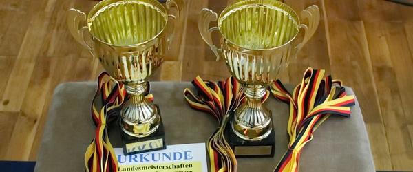 Чемпионат и первенство NRW в Бёнене