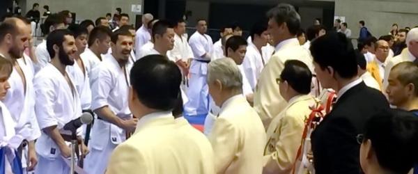 Хаид Мантаев стал чемпионом мира по каратэ