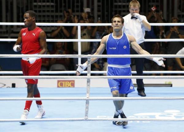 Лезгинка победителя. Артур Биярсланов выиграл Панамериканские игры-2015.