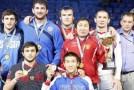 Ильясов и Умарпашаев на турнире в Иране