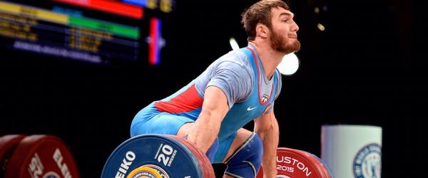 Апти Аухадов— бронзовый призер чемпионата мира
