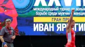Невезение на золото чеченских борцов