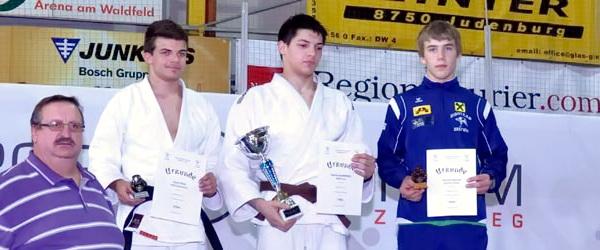 Борчашвили и Исламханов— чемпионы Австрии
