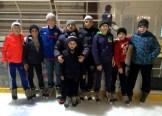 Чеченские дети и на коньках покатались