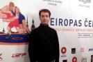 Айдамир Абдулаев на чемпионатe Европы 2016 в Риге