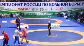 Чемпионат России-17 по в/б. День Садулаева