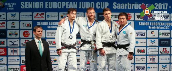 Качикаев и Башаев— серебряные призеры Еврокубка