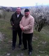 Александр Петров и Бауд Ахмадов. Шатой, 2017г.