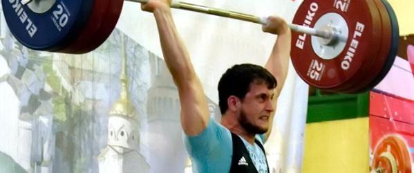 Аухадов стал вторым на первенстве России