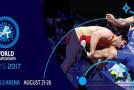 Чемпионат мира-2017. Вольная борьба