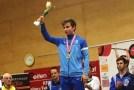 Ахмад Тахаев— чемпион Австрии-2017