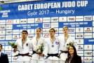 Чеченец из Австрии— призер Кубка Европы