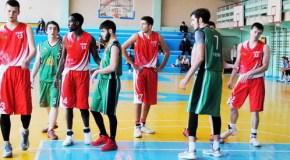 Баскетболисты ЧГУ терпят неудачи