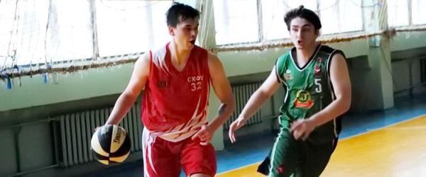 Баскетболисты ЧГУ не могут выиграть