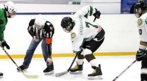 Хоккей в Грозном в честь Олимпиады