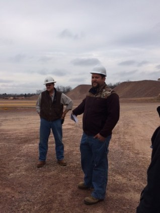 Lane Loveland from Marathon County Mining