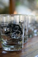 Our high-ball glasses for this year!