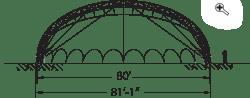 Warner shelter Systems Limited. Branded Logo tents for