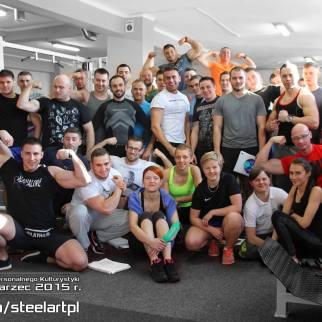ekipa 40 osob Kraków