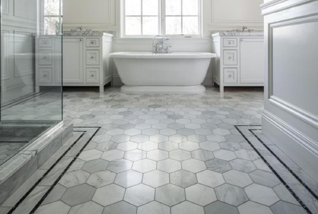 bathrooms laminate vs tile floors