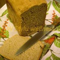Chleb razowy chłopski z automatu - przepis