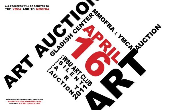 Wsu Art Club' Silent Auction