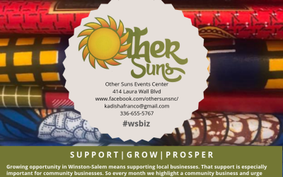 Community Business of the Month: Other Suns Event Center