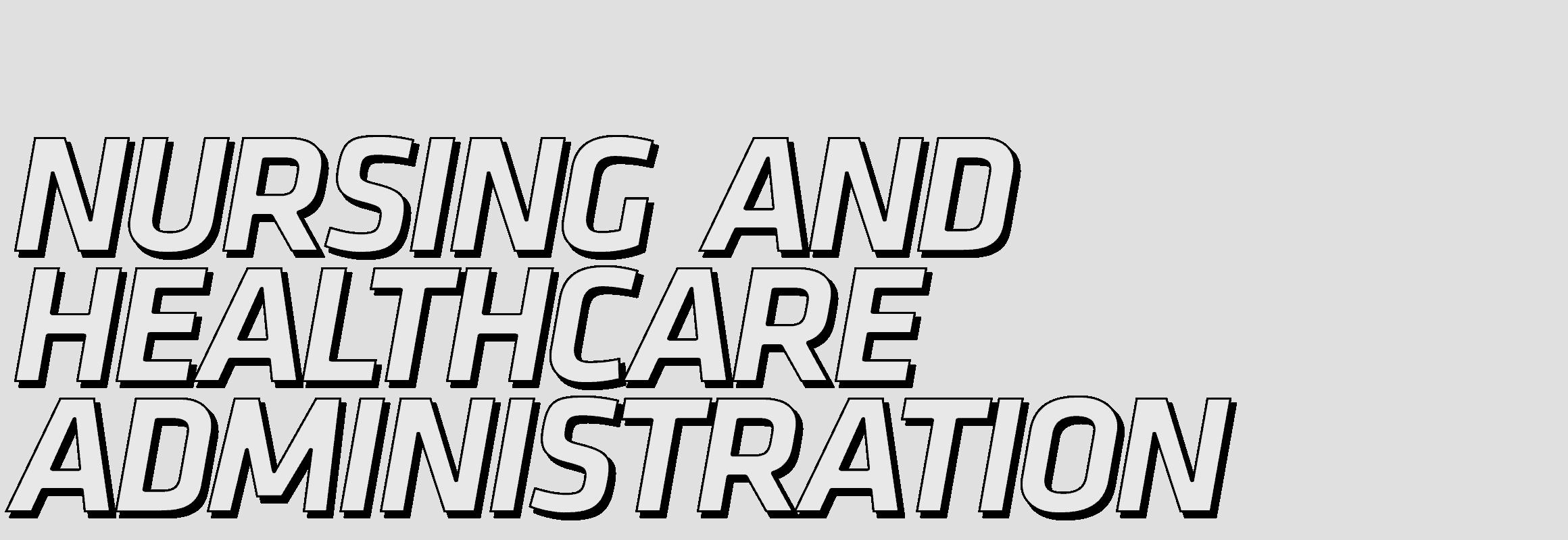 Nursing & Healthcare Administration in Wichita, KS